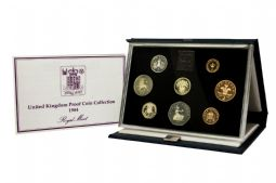 1984 Proof Set For Sale - English Coin Company